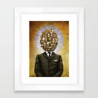 All New Tales Framed Art Print