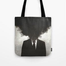 Confessions of a Guilty Mind. Tote Bag