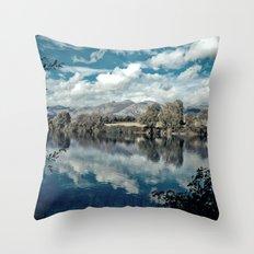 Capo d'Acqua (Italy) Throw Pillow