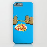 iPhone & iPod Case featuring The Horror! by Kent Zonestar