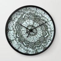 Dream Catcher By Mieke K… Wall Clock