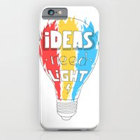 Ideas Need Light iPhone 6 Slim Case