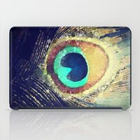 Peacock Feather  iPad Case