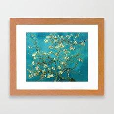 Vincent Van Gogh Blossom… Framed Art Print