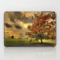 Red Maple Tree  iPad Case