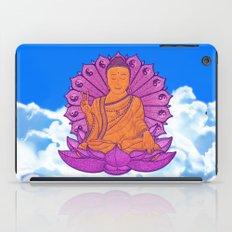 Peace Buddha in the Sky iPad Case