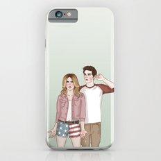 Malia Tate/Stiles Stilinski iPhone 6s Slim Case