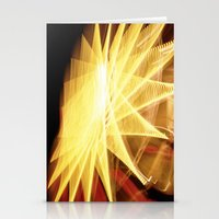 Filament Star Stationery Cards