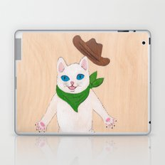 Woah! Kitty Laptop & iPad Skin