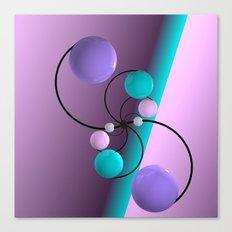 geometrical still-life -2- Canvas Print
