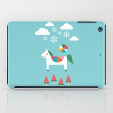 The Snowy Day iPad Case
