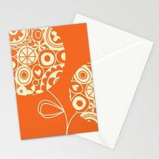 Sunburst bouquet Stationery Cards