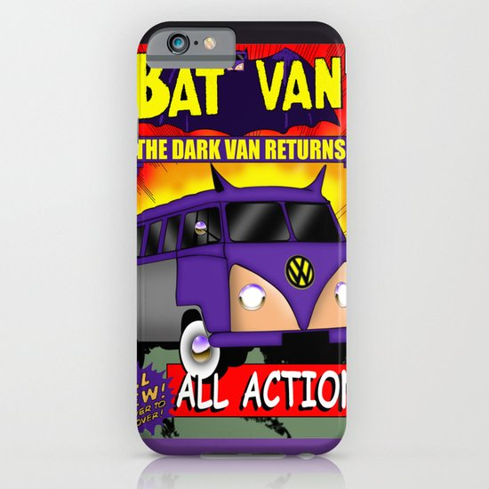 Batvan iPhone & iPod Case