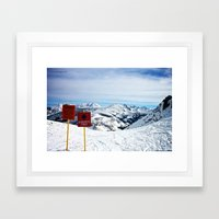Experts Only Framed Art Print