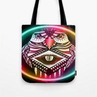 Night Hawk Tote Bag