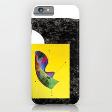 my laundry is getting wet in the rain (again) Slim Case iPhone 6s