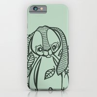 iPhone & iPod Case featuring Bunny by Steph Dillon
