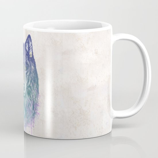 I Dream of Wolf Mug