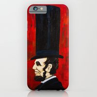 Abraham Lincoln -f iPhone 6 Slim Case
