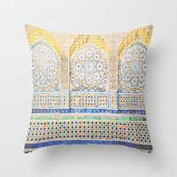 Tanger Throw Pillow