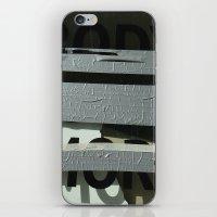 Urban Abstract 101 iPhone & iPod Skin
