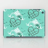 Fresh heart iPad Case