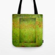 Orange Wildflowers Tote Bag