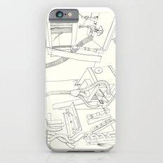la mueblería de sigfredo iPhone 6 Slim Case