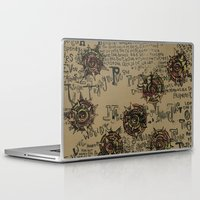 quotes Laptop & iPad Skins featuring Quotes by Aubree Eisenwinter