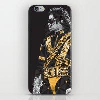 Dangerous - MJ iPhone & iPod Skin