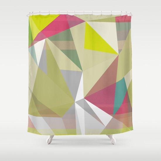 Deep Shower Curtain