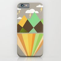 iPhone & iPod Case featuring Void Dweller 2 by Jenny Tiffany