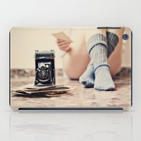 Past Time Will Not Retur… iPad Case