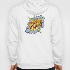 POP Art Exclamation Hoody