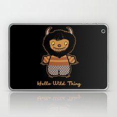 Hello Wild Thing Laptop & iPad Skin