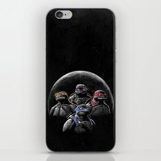 Don't touch that pizza iPhone & iPod Skin