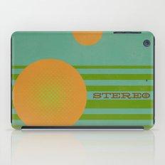 Stereolab (ANALOG zine) iPad Case