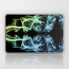 Smoke Photography #8 Laptop & iPad Skin