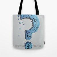 Question Creator Tote Bag