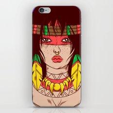 Dangerous Girls - Indian  iPhone & iPod Skin