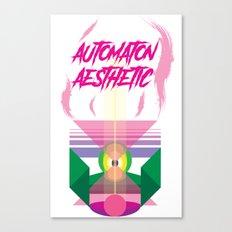 Automaton Aesthetic Canvas Print