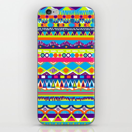 Summer Zest iPhone & iPod Skin