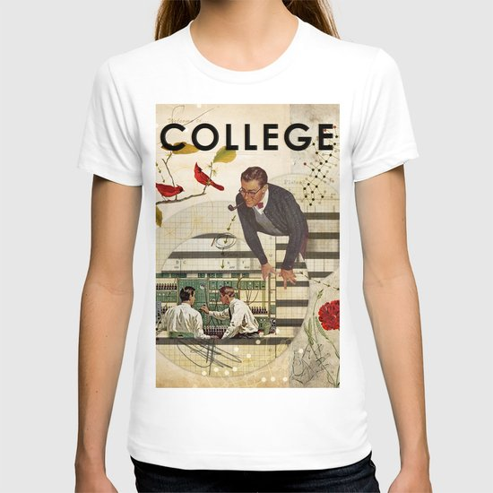 Welcome to... College T-shirt