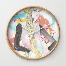 Angie Wall Clock