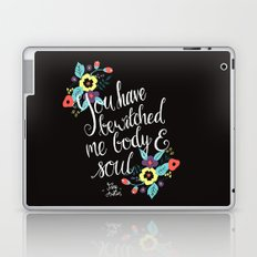 Bewitched Me Laptop & iPad Skin