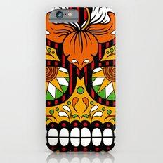 Sugar Skull #5 Slim Case iPhone 6s