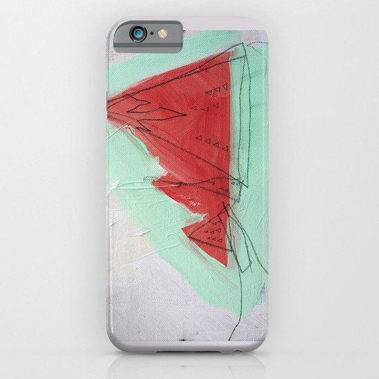 Mountain pillow iPhone & iPod Case