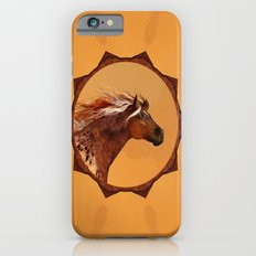 HORSE - An Appaloosa called Ginger Slim Case iPhone 6s