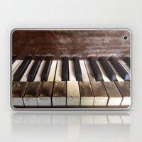 Dying Keys Laptop & iPad Skin