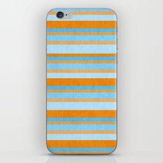 Something Fishy Stripes. iPhone & iPod Skin